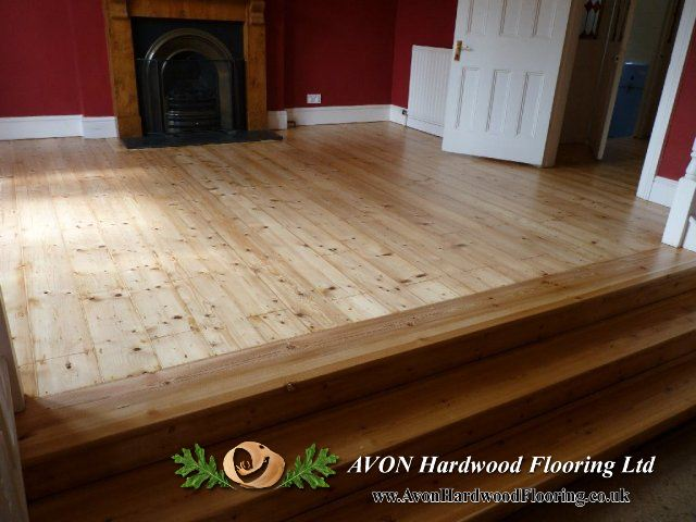 How to refinish wooden floor without sanding