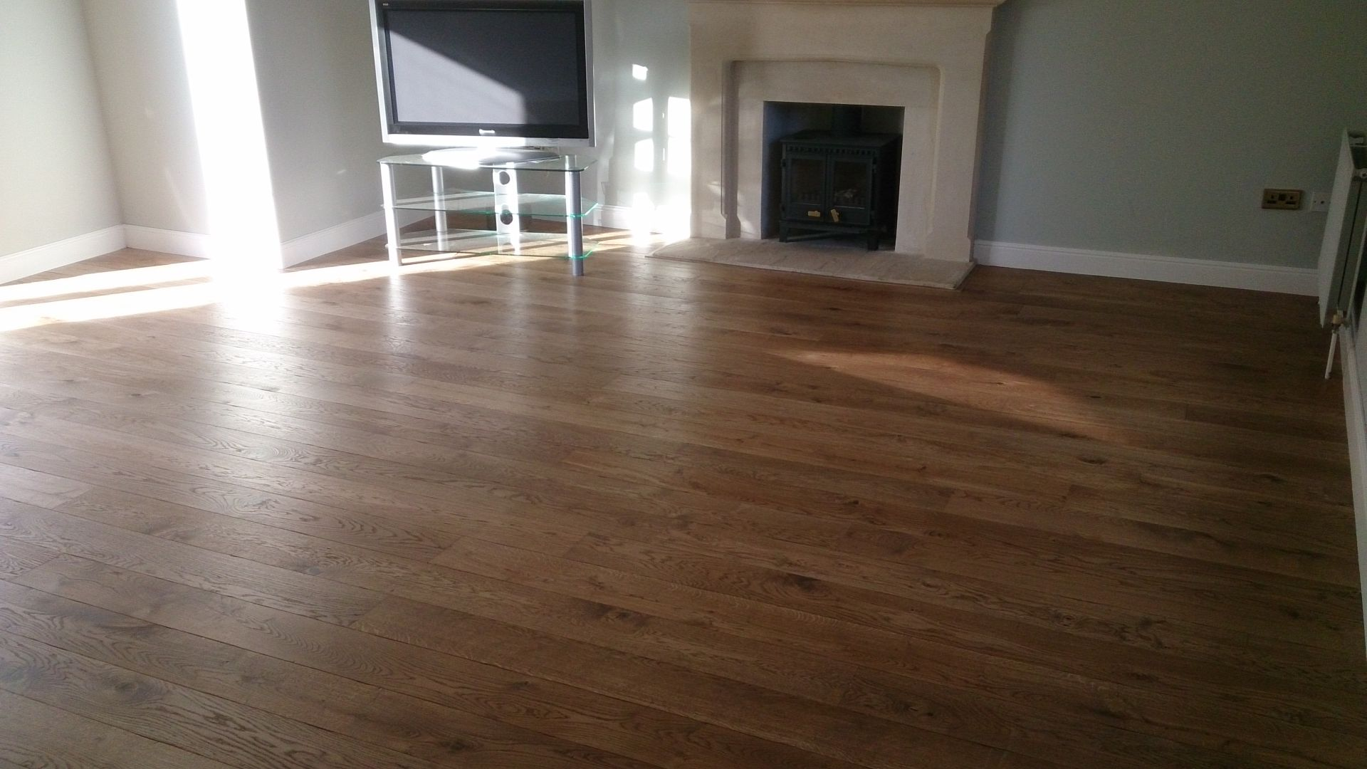 Supply and Fit Engineered Oak Flooring 3