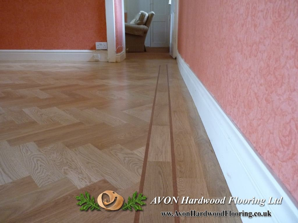 Wood floor styles