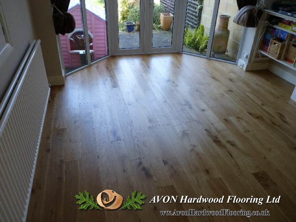 Wooden floor benefits